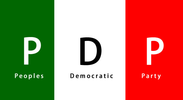 The PDP and the Dynamics of Opposition Politics