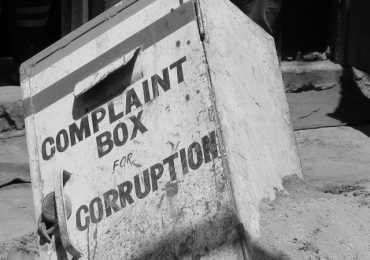 The Ubiquity of Corruption and the Blame Game in Nigeria