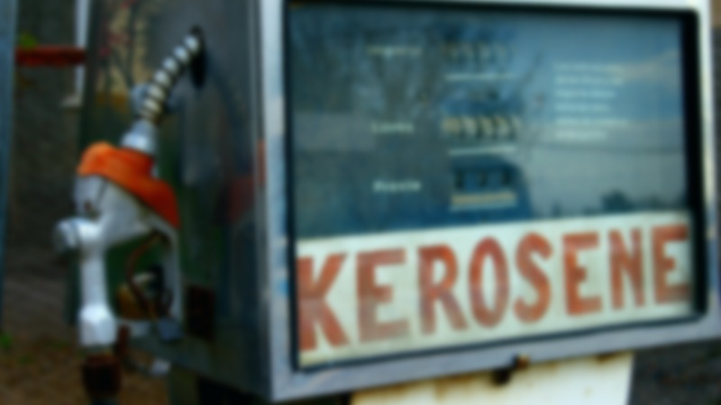 Cheap Kerosene as Antidote to Tree Felling and Deforestation
