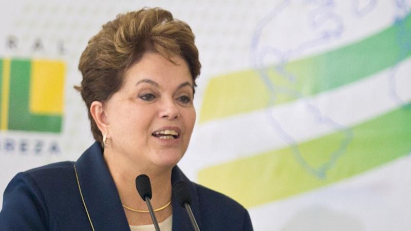 President Dilma. Rousseff vs. the Senate of Brazil