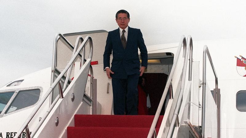 The Fujimori Syndrome