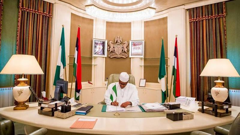 Aso Rock and the Hovering Vultures
