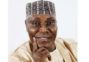 Atiku and the Insurrection tagged 'Revolution Now'