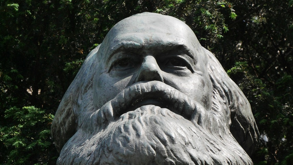 Marx borrowed a Christian doctrine and made it Socialist