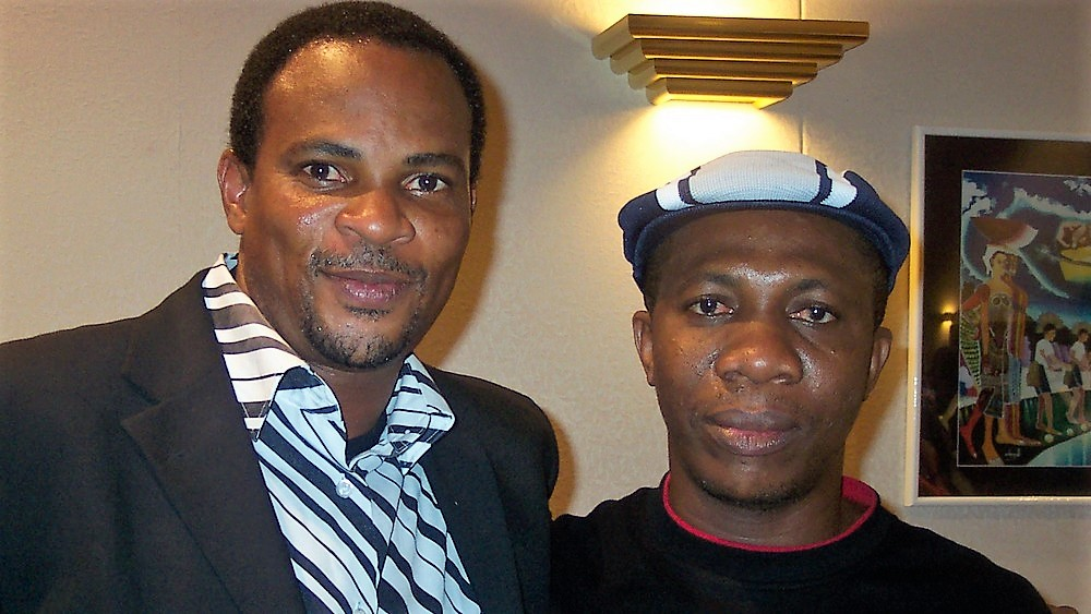 Fred Amata & Chico Ejiro