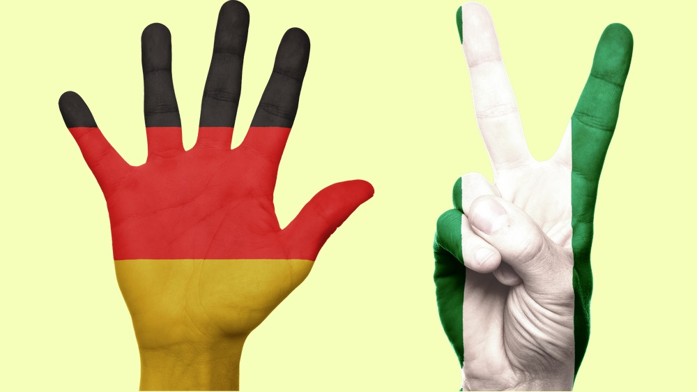 Some Notes on Germany and Nigeria
