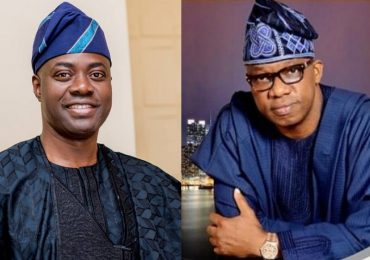 Seyi  Makinde & Dapo  Abiodun: A tale of two  Billionaire Governors